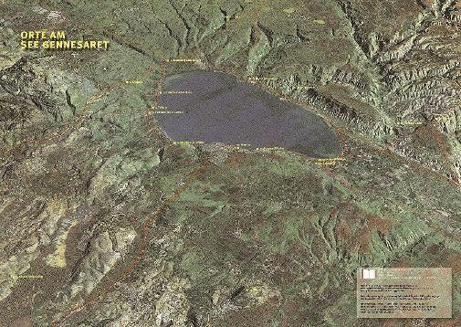 Karte_Genesaret