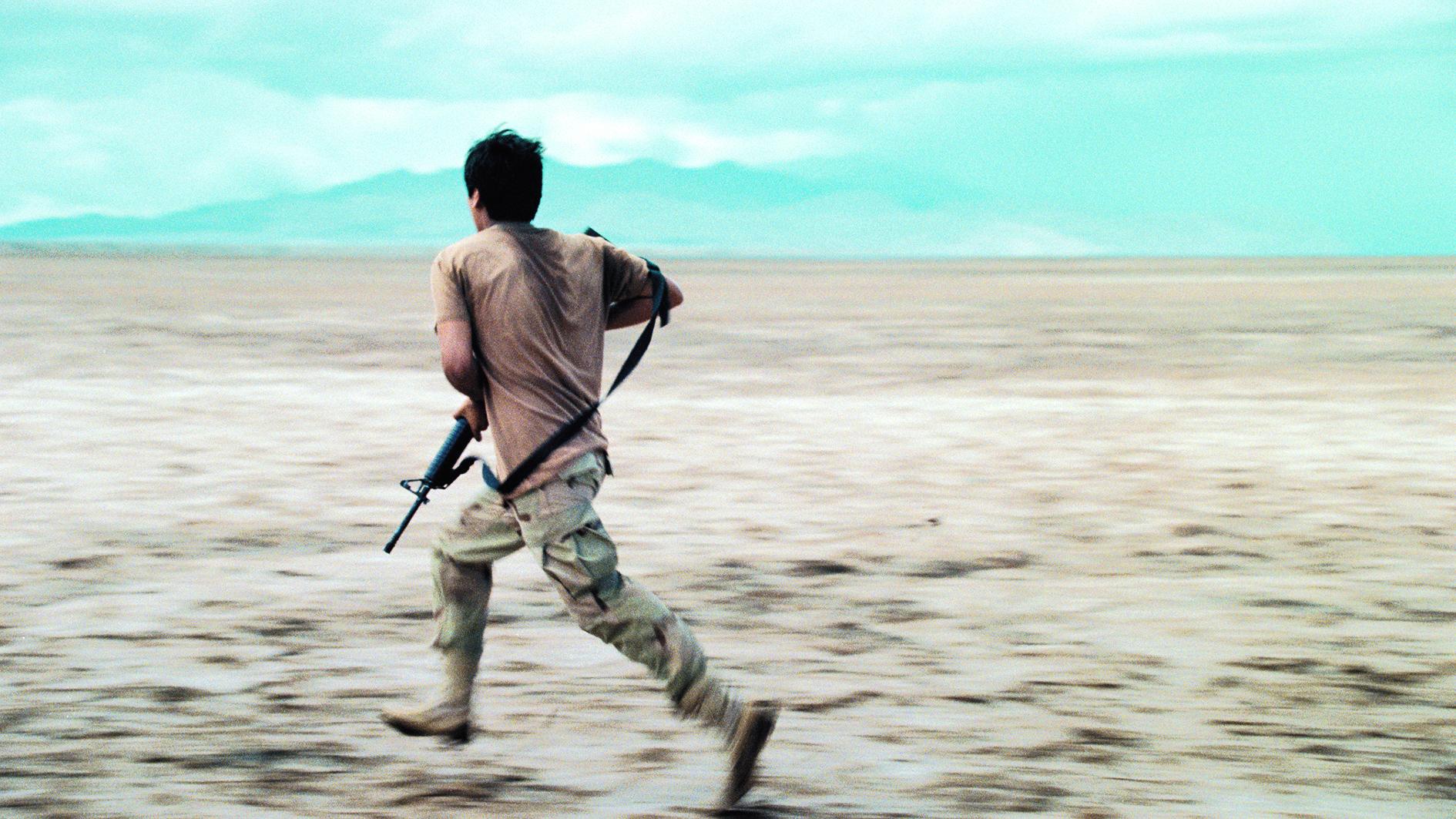Soy Nero (Kinotipp)   Nero kämpft für die US-Armee   © trigon-film