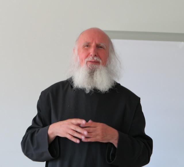 P. Anselm Grün OSB - Mariastein 2016