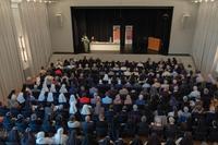 Mit Euch - Gemeindesaal Baar 2018 voll