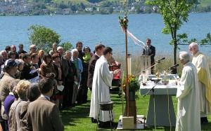 Christi Himmelfahrt © kath. Pfarrei Jona