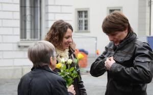 Solidarität durch die Blume (LU) (© Fastenopfer, Blanca Steinmann)