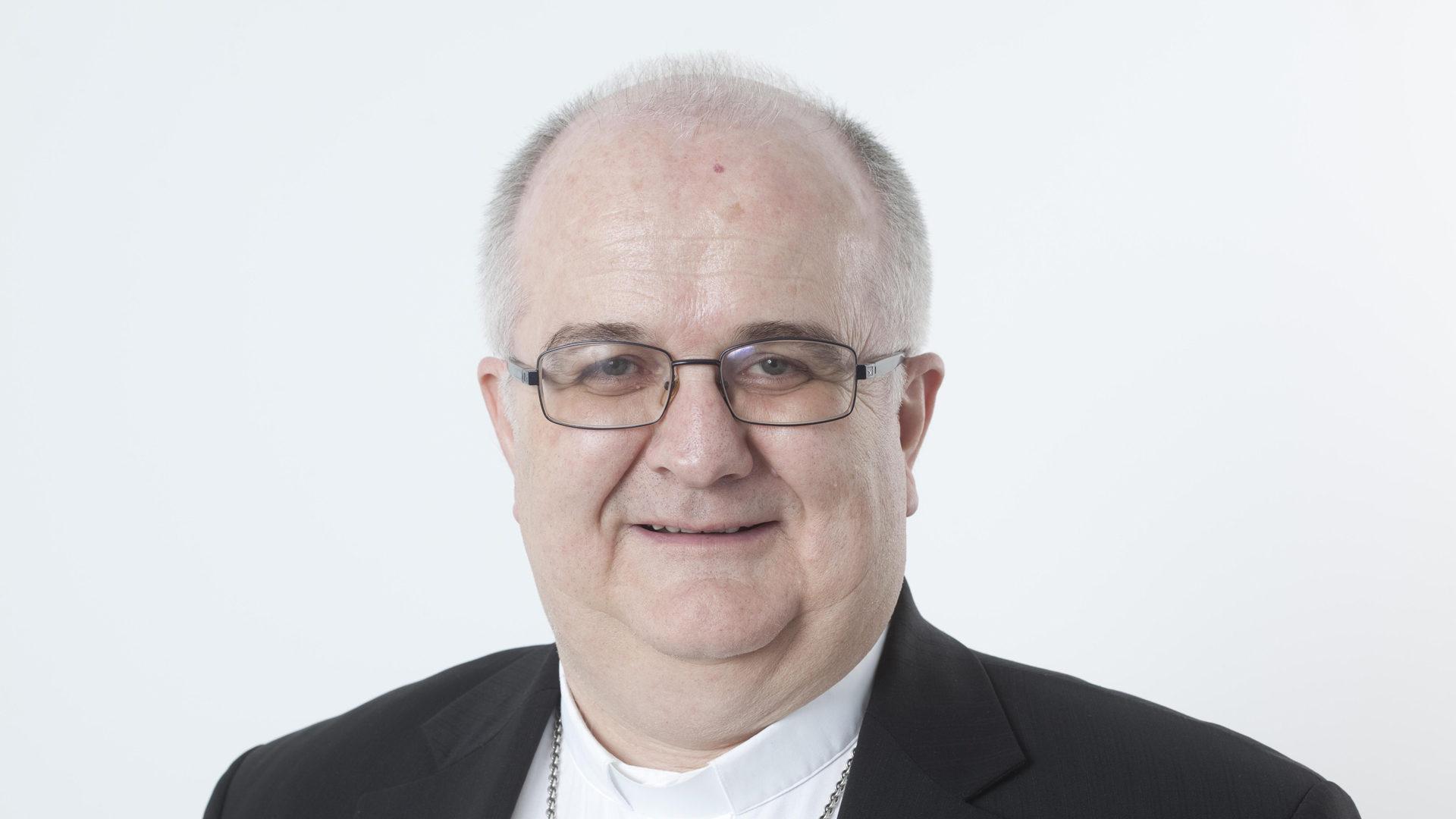 Weihbischof und Bischofsvikar Denis Theurillat | © 2016 CES
