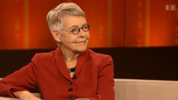 Klara Obermüller| 2013 screenshot SRF
