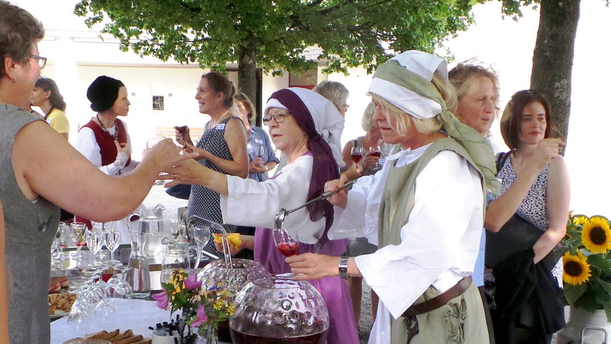 Frauen treffen aargau