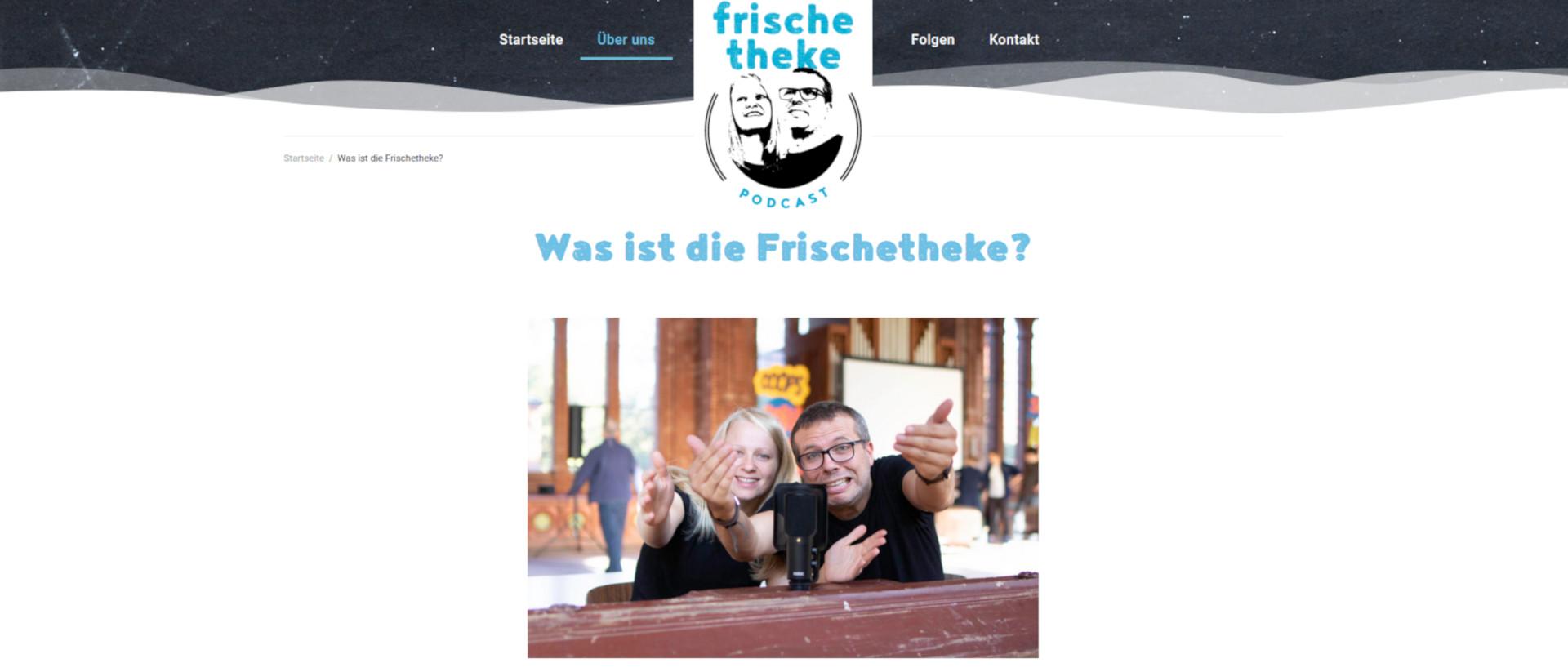 """""""Frischetheke"""""""