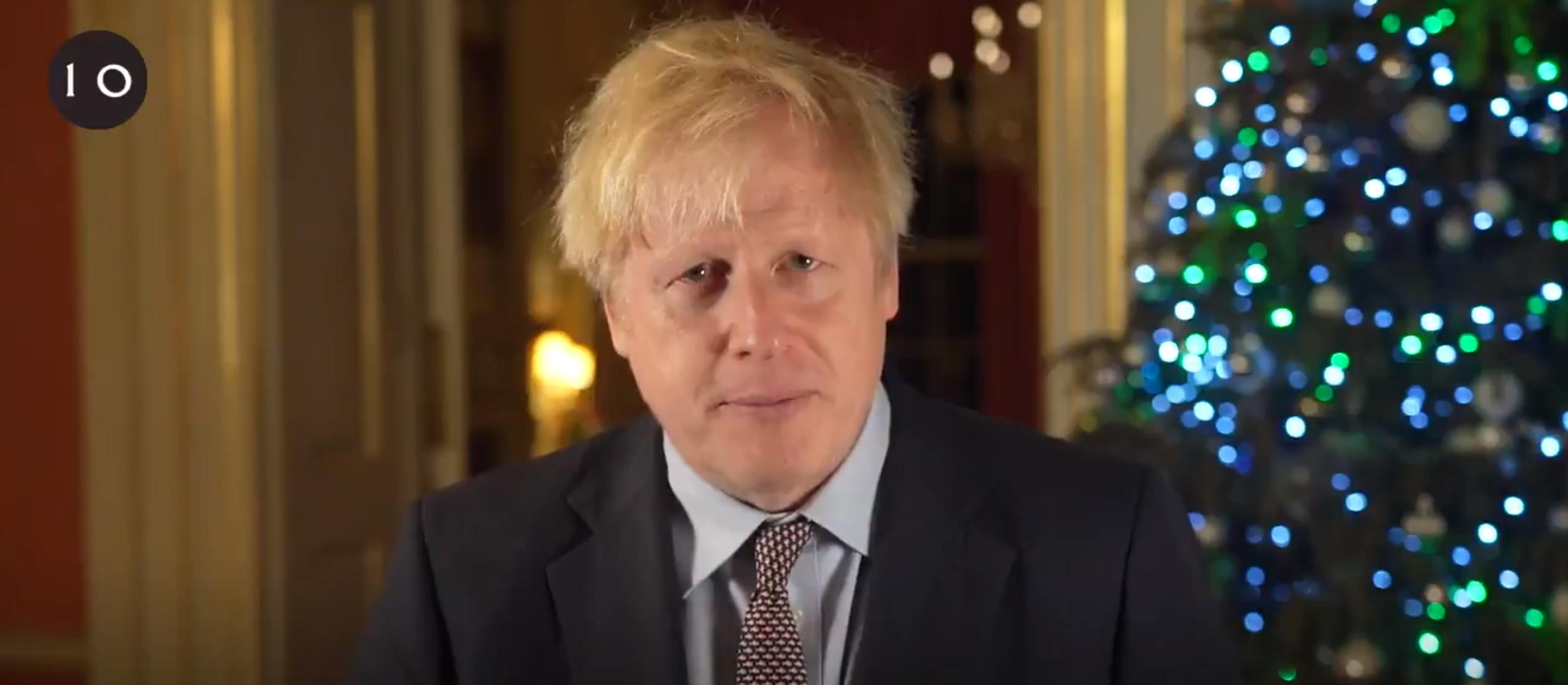 Diese religiösen Metaphern nutzt Boris Johnson – kath.ch