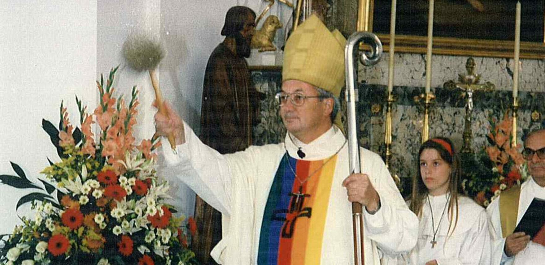 Weihbischof Martin Gächter