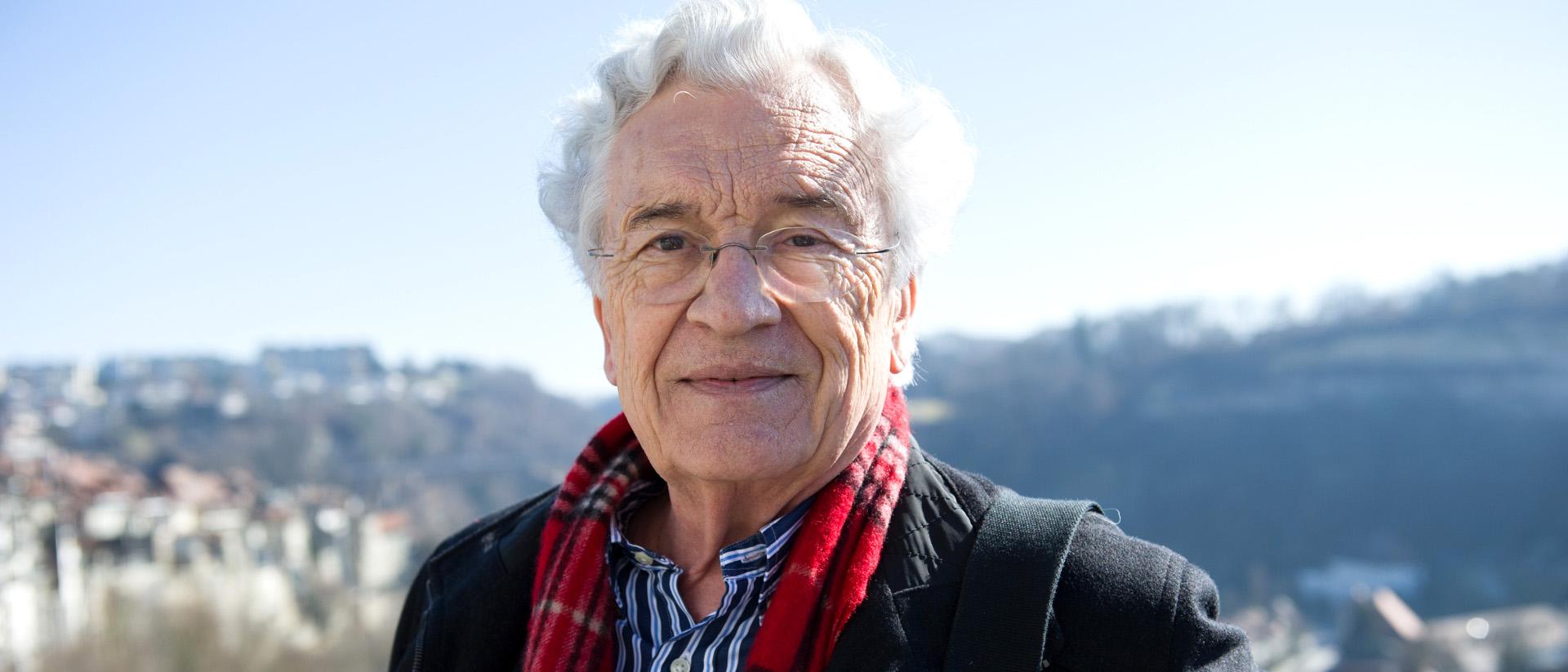 Leo Karrer, katholischer Theologe und emeritierter Professor für Pastoraltheologie | ©Vera Rüttimann